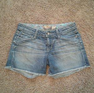 Paige Jimmy Jimmy cut off shorts